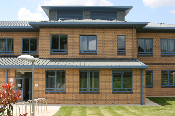 Build and design of two storey college building and car park