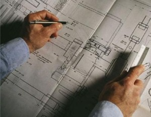 JGPS Planner with architectural drawings